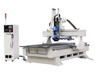 XK-1325-c2-10重型随动直列式换刀木工加工中心